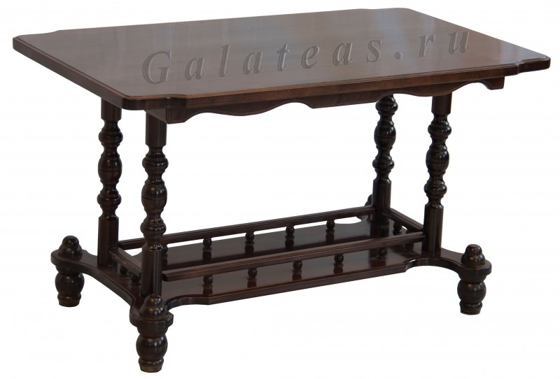 Мебель из массива > Столики из дерева> Журнальные столики > Точеный