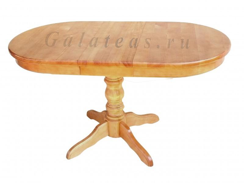 Как сделать стол на одной ноге